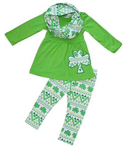 20-Best-St-Patrick's-Day-Apparels-For Kids-Girls-Women-2018-8