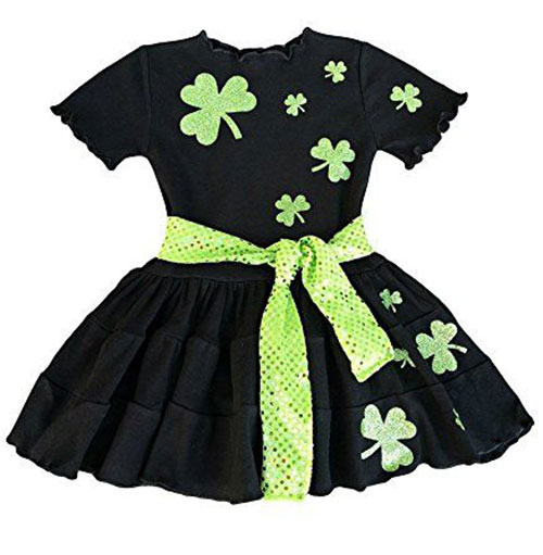 20-Best-St-Patrick's-Day-Apparels-For Kids-Girls-Women-2018-9
