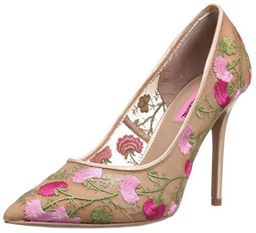 15-Floral-Heels-For-Girls-Women-2018-Spring Fashion-1