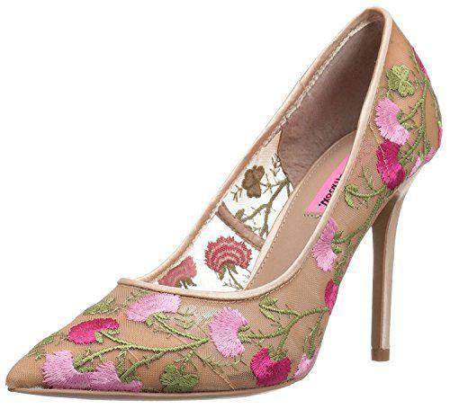 15-Floral-Heels-For-Girls-Women-2018-Spring Fashion-1