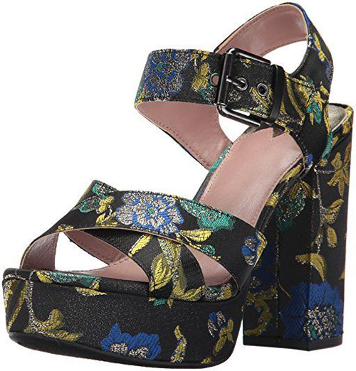 15-Floral-Heels-For-Girls-Women-2018-Spring Fashion-11