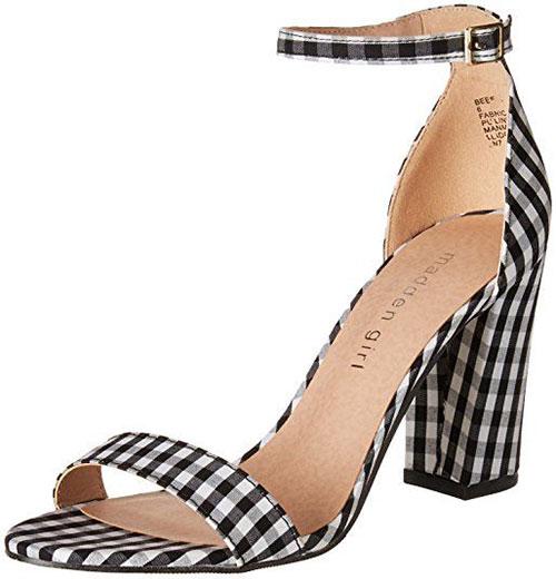 15-Floral-Heels-For-Girls-Women-2018-Spring Fashion-12