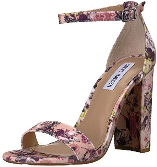 15-Floral-Heels-For-Girls-Women-2018-Spring Fashion-13
