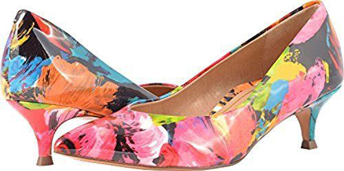 15-Floral-Heels-For-Girls-Women-2018-Spring Fashion-4