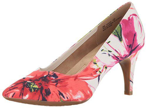 15-Floral-Heels-For-Girls-Women-2018-Spring Fashion-5