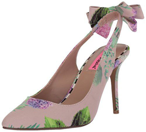 15-Floral-Heels-For-Girls-Women-2018-Spring Fashion-6