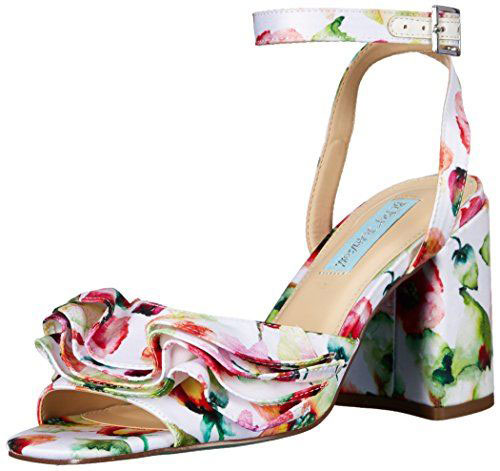 15-Floral-Heels-For-Girls-Women-2018-Spring Fashion-7