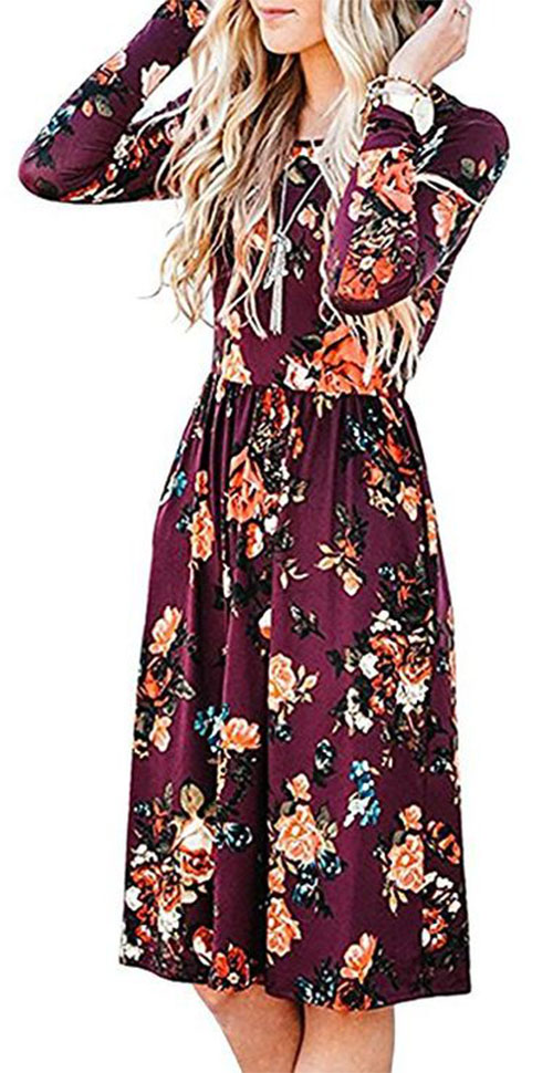 20-Best-Spring-Trendy-Dresses-Outfits-For-Ladies-2018-13