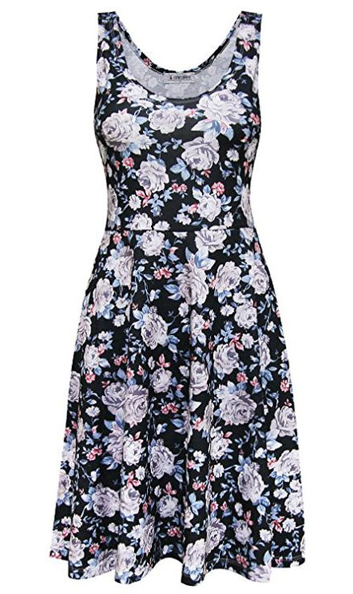 20-Best-Spring-Trendy-Dresses-Outfits-For-Ladies-2018-16