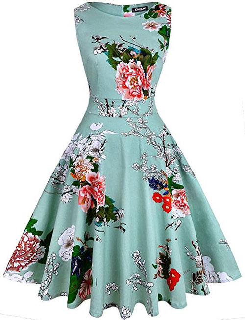 20-Best-Spring-Trendy-Dresses-Outfits-For-Ladies-2018-18