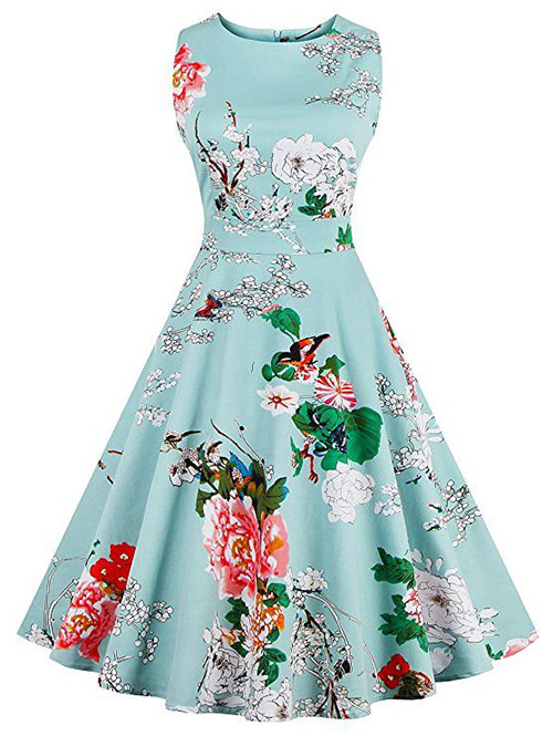 20-Best-Spring-Trendy-Dresses-Outfits-For-Ladies-2018-20