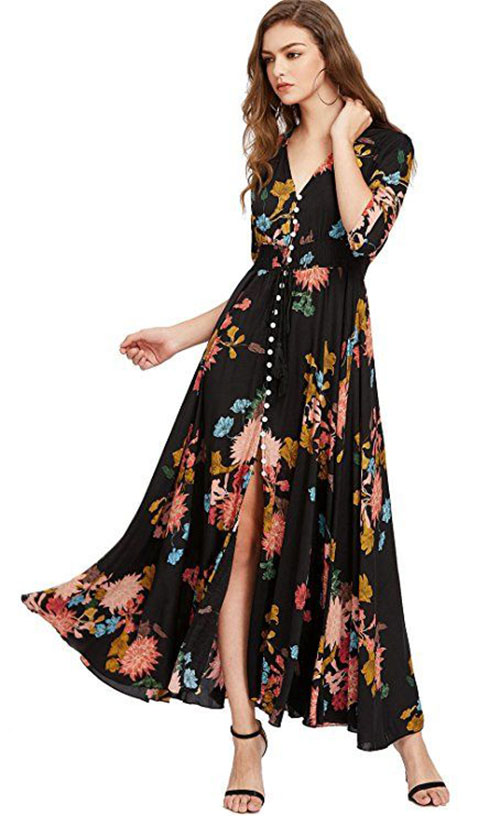20-Best-Spring-Trendy-Dresses-Outfits-For-Ladies-2018-6