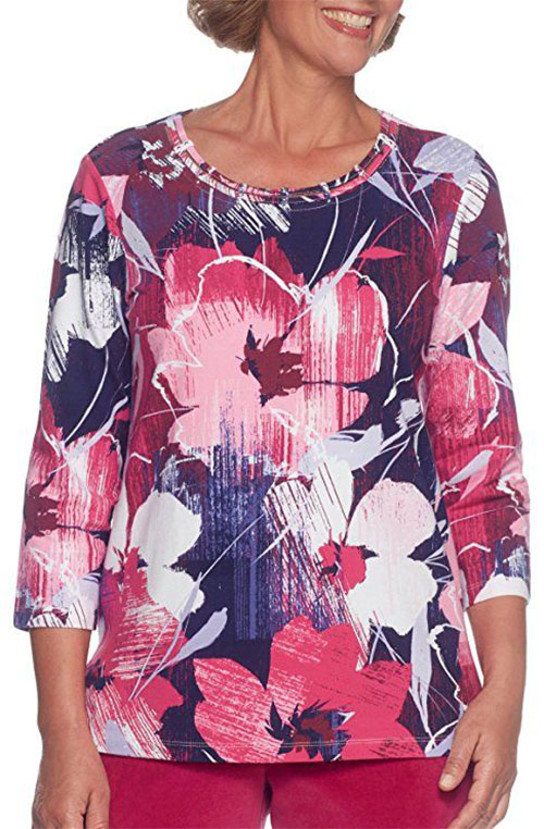 20-Elegant-Spring-Tops-For-Ladies-Women-2018-19