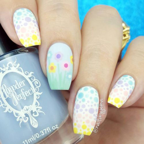 30-Floral-Nail-Art-Designs-Ideas-2018-Spring-Nails-10