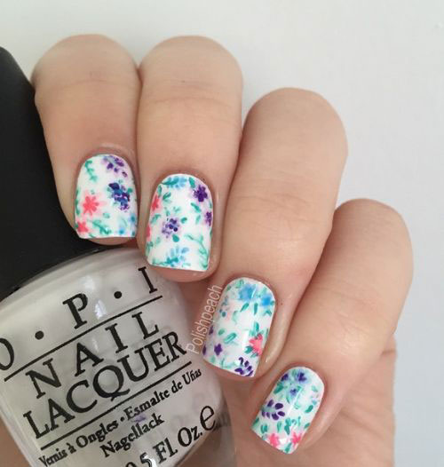 30-Floral-Nail-Art-Designs-Ideas-2018-Spring-Nails-12