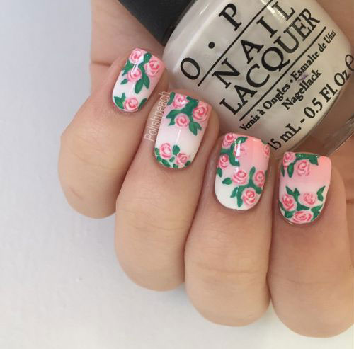 30-Floral-Nail-Art-Designs-Ideas-2018-Spring-Nails-14