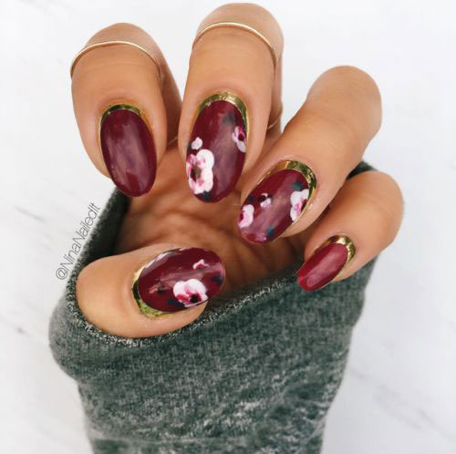30-Floral-Nail-Art-Designs-Ideas-2018-Spring-Nails-16