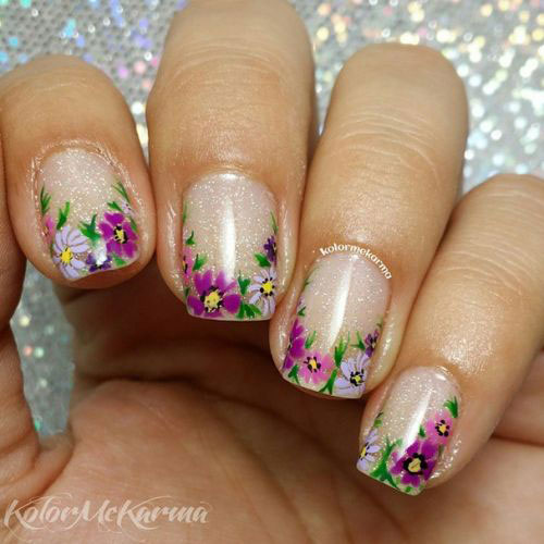 30-Floral-Nail-Art-Designs-Ideas-2018-Spring-Nails-19
