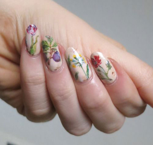 30-Floral-Nail-Art-Designs-Ideas-2018-Spring-Nails-25