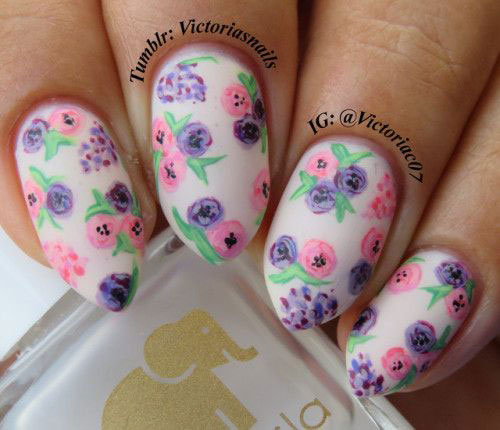 30-Floral-Nail-Art-Designs-Ideas-2018-Spring-Nails-26
