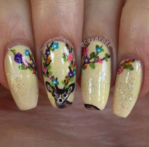 30-Floral-Nail-Art-Designs-Ideas-2018-Spring-Nails-28