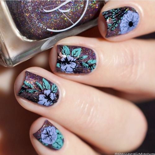 30-Floral-Nail-Art-Designs-Ideas-2018-Spring-Nails-29