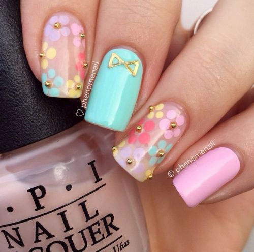 30-Floral-Nail-Art-Designs-Ideas-2018-Spring-Nails-30