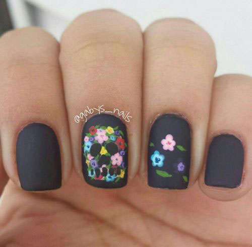 30-Floral-Nail-Art-Designs-Ideas-2018-Spring-Nails-8