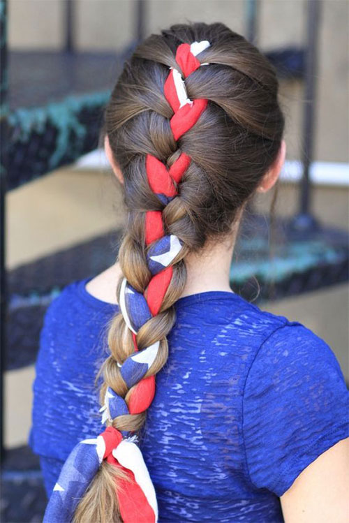 12-Inspiring-4th-of-July-Hairstyle-Looks-Ideas-For-Kids-Girls-2018-11