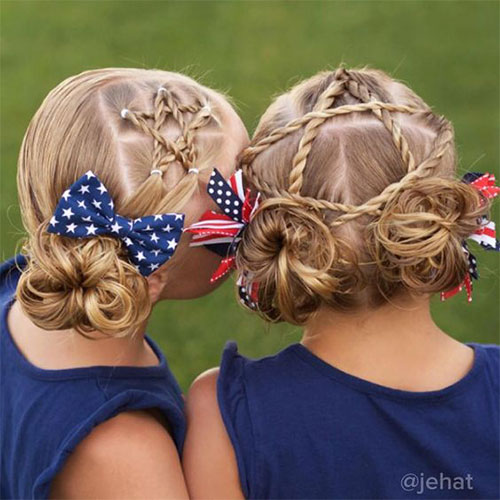12-Inspiring-4th-of-July-Hairstyle-Looks-Ideas-For-Kids-Girls-2018-6