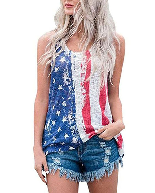 Best-4th-of-July-T-Shirts-For-Women-2018-Patriotic-Outfits-10