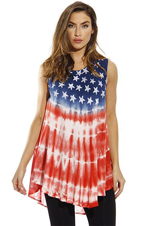 Best-4th-of-July-T-Shirts-For-Women-2018-Patriotic-Outfits-12
