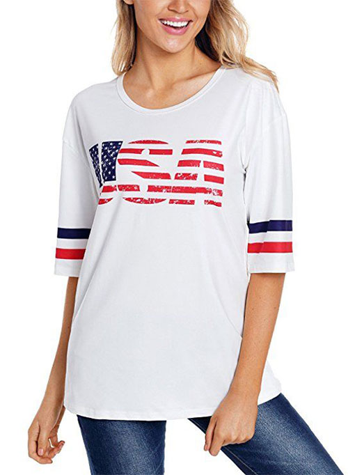 Best-4th-of-July-T-Shirts-For-Women-2018-Patriotic-Outfits-14