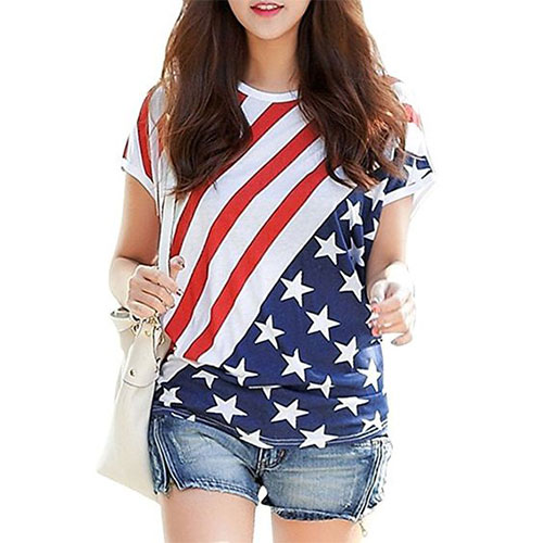 Best-4th-of-July-T-Shirts-For-Women-2018-Patriotic-Outfits-15