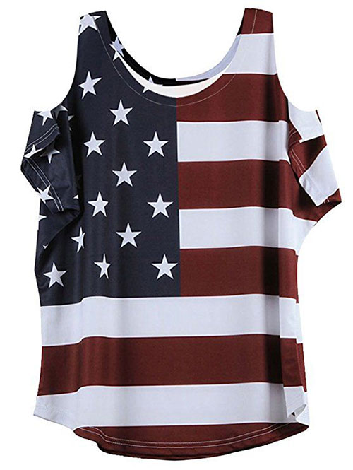 Best-4th-of-July-T-Shirts-For-Women-2018-Patriotic-Outfits-4