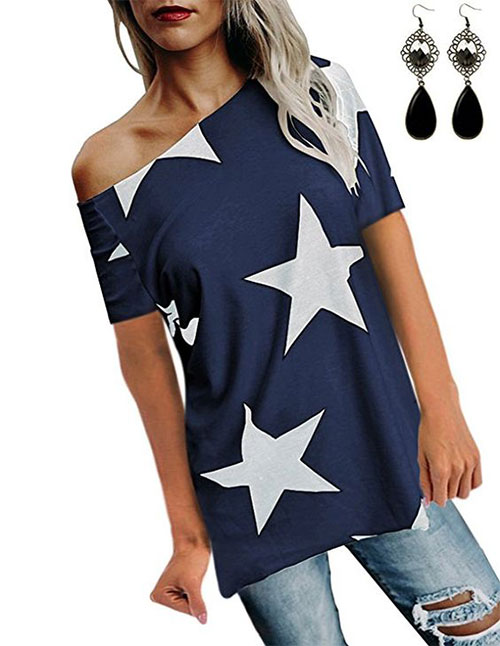 Best-4th-of-July-T-Shirts-For-Women-2018-Patriotic-Outfits-7