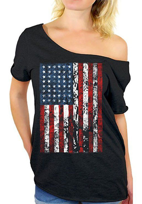 Best-4th-of-July-T-Shirts-For-Women-2018-Patriotic-Outfits-8