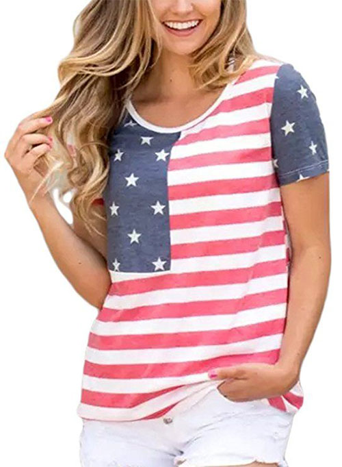 Best-4th-of-July-T-Shirts-For-Women-2018-Patriotic-Outfits-9
