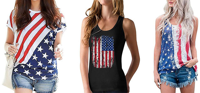Best-4th-of-July-T-Shirts-For-Women-2018-Patriotic-Outfits-F