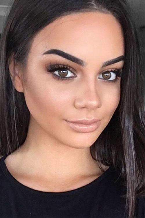 10-Natural-Summer-Makeup-Trends-Ideas-For-Girls-Women-2018-7