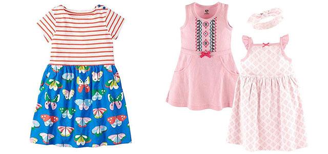 40400975d4b 15 Cute Summer Dresses For Babies, Kids & Girls 2018 | Modern ...