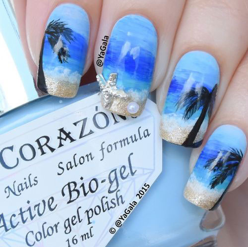 20-Best-Summer-Nails-Art-Designs-Ideas-2018-13