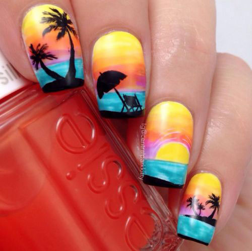 20-Best-Summer-Nails-Art-Designs-Ideas-2018-15