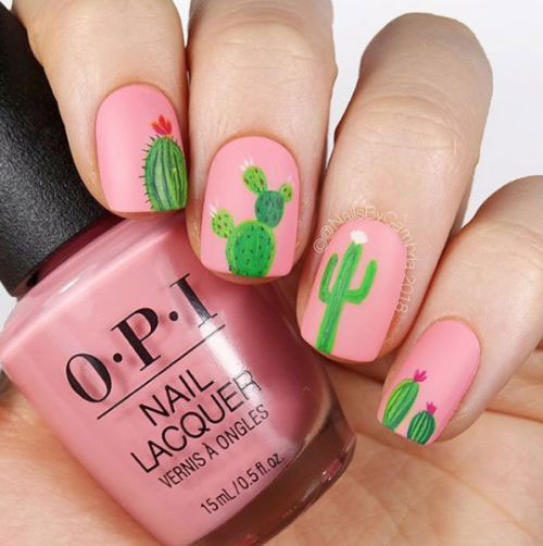 20-Best-Summer-Nails-Art-Designs-Ideas-2018-17