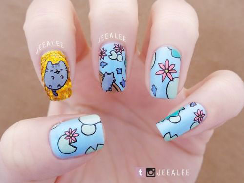 20-Best-Summer-Nails-Art-Designs-Ideas-2018-3
