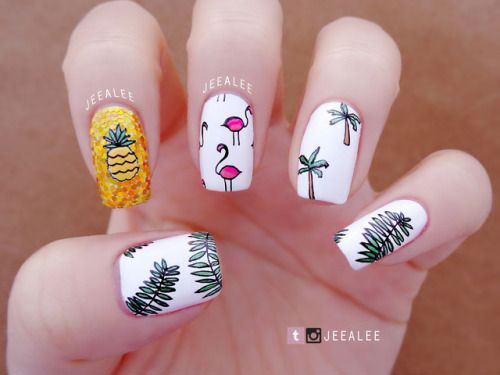 20-Best-Summer-Nails-Art-Designs-Ideas-2018-5