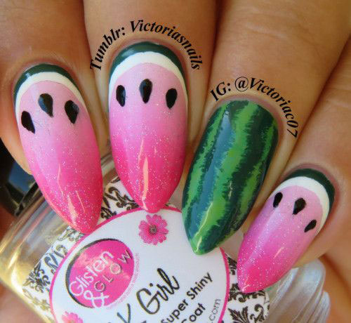 20-Best-Summer-Nails-Art-Designs-Ideas-2018-7
