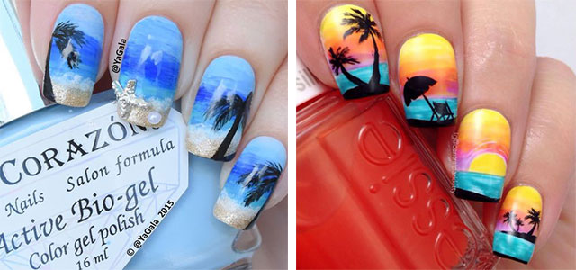 20-Best-Summer-Nails-Art-Designs-Ideas-2018-F