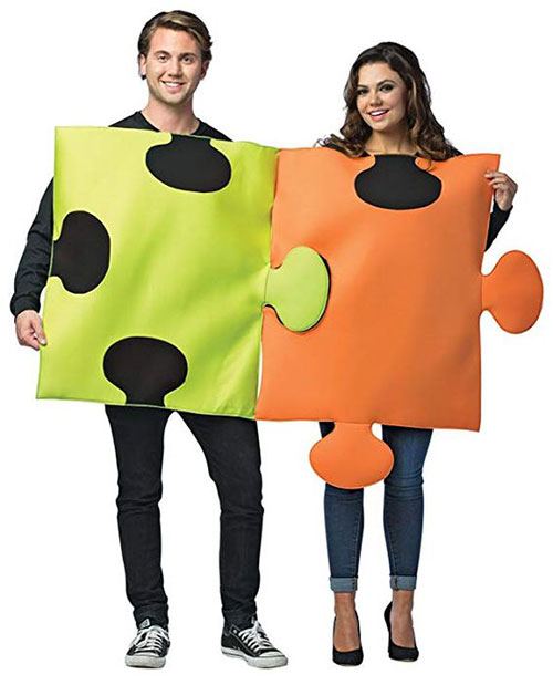 Nov 07,  · You always have great ideas for Halloween costumes — until you try to think of a clever couple costume for you and your partner, and then your .