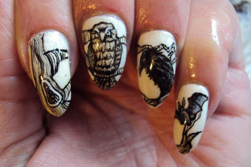 30-Best-Halloween-Nails-Art-Designs-Ideas-2018-11